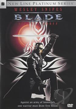 Blade DVD Cover Art