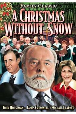 Christmas Without Snow DVD Cover Art