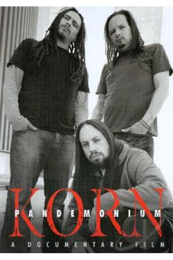 Korn: Pandemonium DVD Cover Art