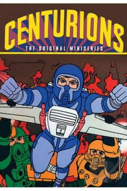 Centurions DVD Cover Art
