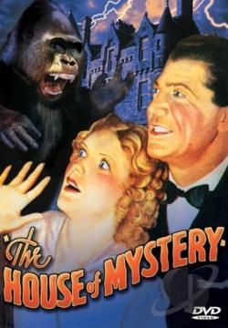 House of Mystery DVD Cover Art