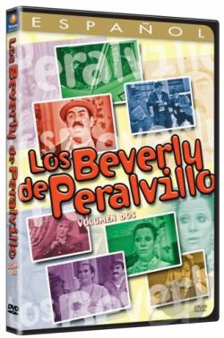 Los Beverly De Peralvillo - Vol. 2 DVD Cover Art