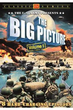 Big Picture - Vol. 1 DVD Cover Art