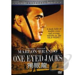 One Eyed Jacked DVD Cover Art