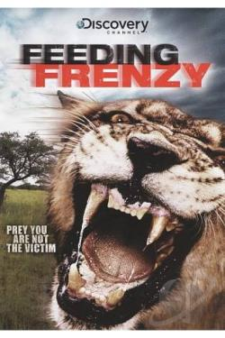 Feeding Frenzy DVD Cover Art