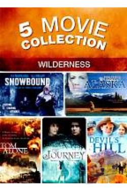 5 Movie Collection: Wilderness DVD Cover Art