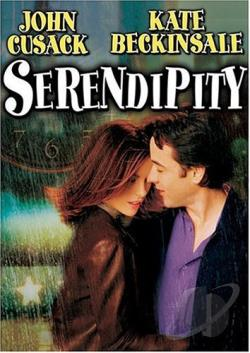 Serendipity DVD Cover Art