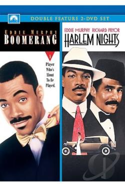 Boomerang/ Harlem Nights DVD Cover Art