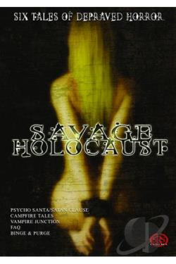 Savage Holocaust DVD Cover Art