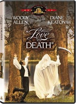 Love and Death DVD Cover Art