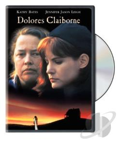 Dolores Claiborne DVD Cover Art