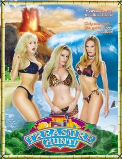 Treasure Hunt! DVD Cover Art