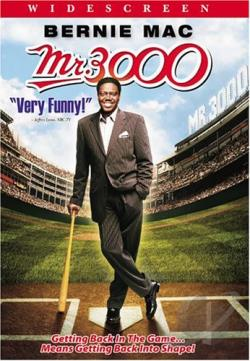 Mr. 3000 DVD Cover Art