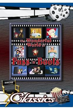 Wonderful World Of Puss 'N Boots DVD Cover Art