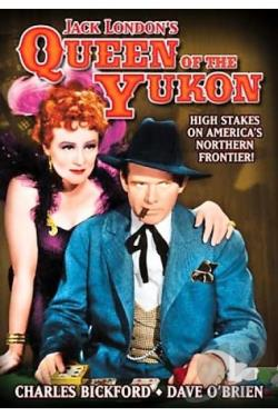 Queen of the Yukon DVD Cover Art