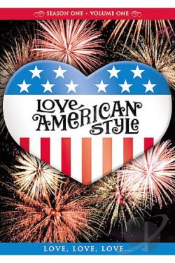 Love American Style Season 1, Volume 1 DVD Cover Art
