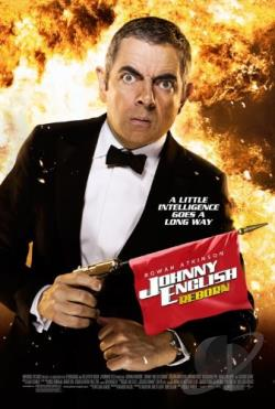 Johnny English Reborn DVD Cover Art