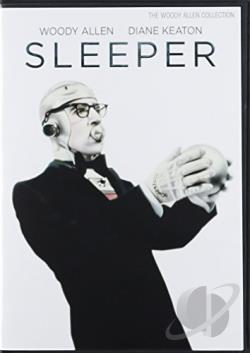 Sleeper DVD Cover Art