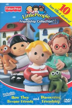 Little People Friendship Collection DVD Cover Art