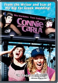 Connie and Carla DVD Cover Art