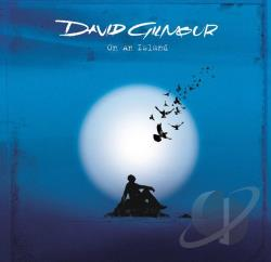 Gilmour D-David Gilmour-On An Island DVD Cover Art