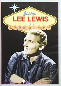 Jerry Lee Lewis - The Anthology DVD Cover Art