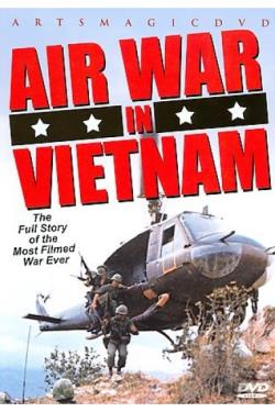 Air War in Vietnam DVD Cover Art