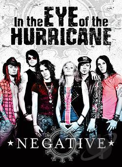 In The Eye Of The Hurricane DVD Cover Art