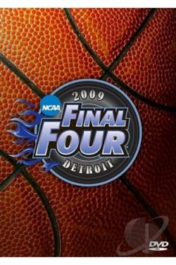 2009 NCAA Division I Men's Basketball Championship - North Carolina vs Michigan State DVD Cover Art