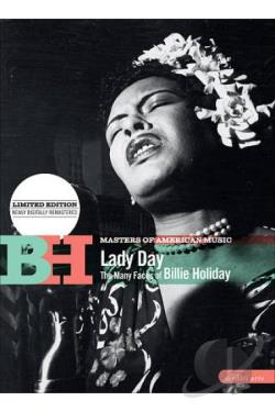 Lady Day: The Many Faces of Billie Holiday DVD Cover Art