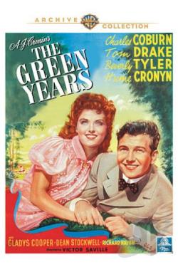 Green Years DVD Cover Art
