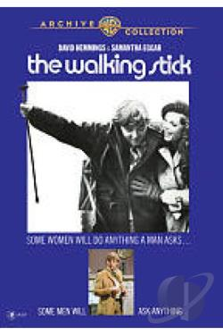Walking Stick DVD Cover Art