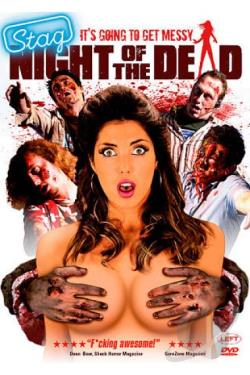 Stagnight of the Dead DVD Cover Art