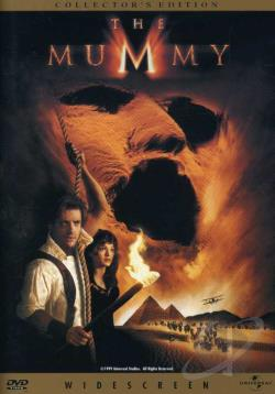 Mummy DVD Cover Art