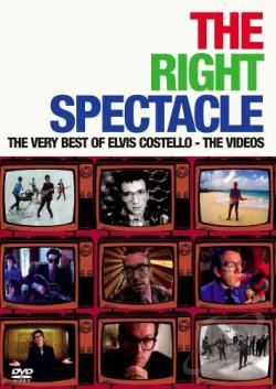 Elvis Costello - The Right Spectacle DVD Cover Art
