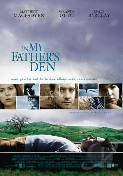 In My Father's Den DVD Cover Art