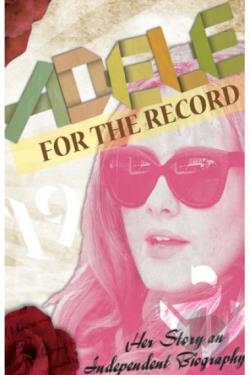 Adele: For the Record DVD Cover Art