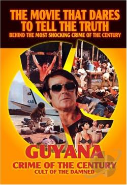Guyana: Crime Of The Century DVD Cover Art
