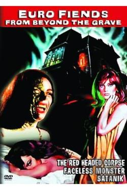 Euro Fiends From the Grave DVD Cover Art