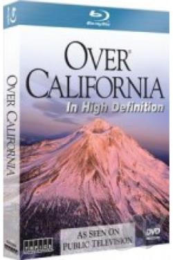 Over California BRAY Cover Art