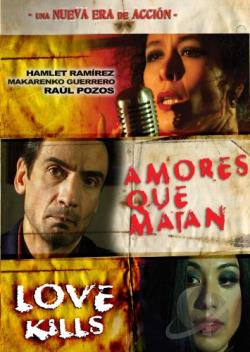 Amores Que Matan DVD Cover Art