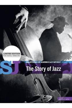 Story of Jazz DVD Cover Art