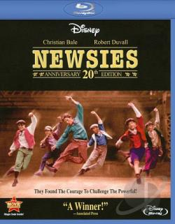 Newsies BRAY Cover Art