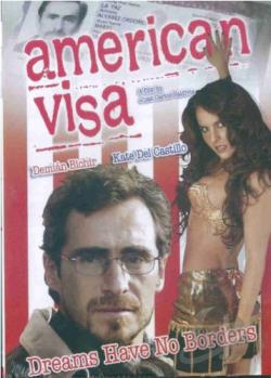 American Visa DVD Cover Art