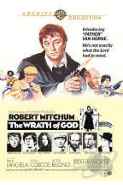Wrath of God DVD Cover Art