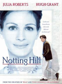 Notting Hill DVD Cover Art