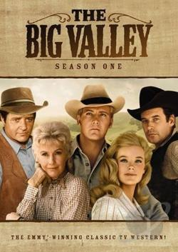 Big Valley - The Complete First Season DVD Cover Art