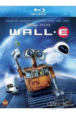 Wall-E BRAY Cover Art