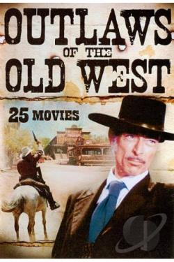 Outlaws of the Old West DVD Cover Art