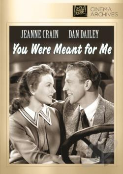 You Were Meant for Me DVD Cover Art
